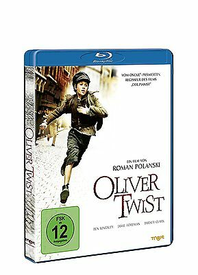 Oliver Twist (Roman Polanski 2005) IMPORT Blu-Ray NEW Free Ship - USA Compatible