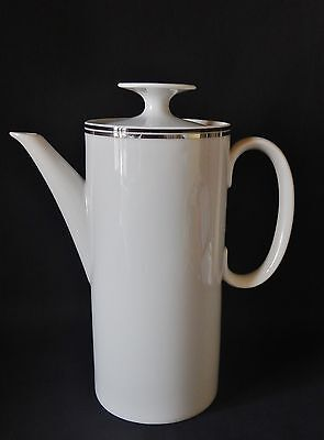 THOMAS NIGHT & DAY COFFEE POT 225mm HIGH GREAT CONDITION