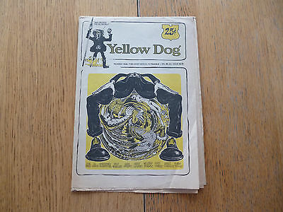 Revue Bd Yellow Dog Vol. Ii  # 1  Issue N° 8  Crumb  Etc