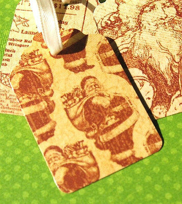 Christmas Wishes - Holiday Gift Tags