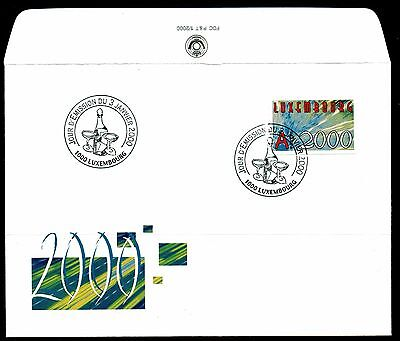 Luxembourg 1440 - 2000  - 2000  - FDC