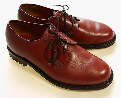 Superb Mens Grenson Footmaster Country Shooting Hunting Leather Shoes Sz 7 E 41