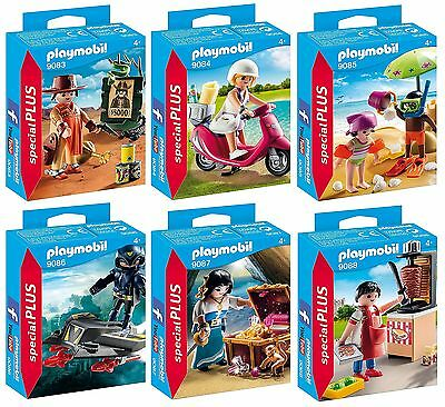 Playmobil®*set Special Plus*9083+9084+9085+9086+9087+9088*neu+Ovp