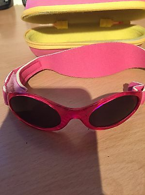 Pink BABY BANZ, With Pink Hippo Hardcase