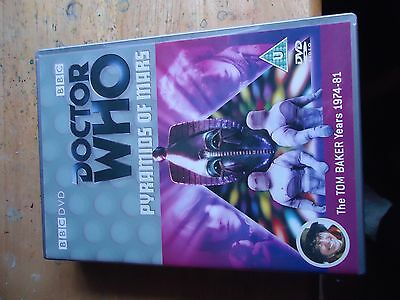 Doctor Who - The Pyramids of Mars - DVD