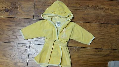 Infant UNISEX hooded Bath Robe by CHILD OF MINE by CARTER'S ~~ Size 0-9 Months