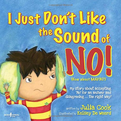 I Just Don't Like The Sound Of No!: My Story about Acce - Paperback NEW Julia Co