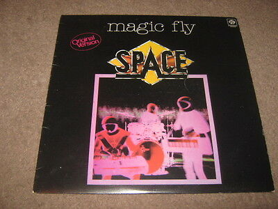Space  -  Magic Fly  Lp