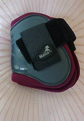 Newquality  ** Masta Deluxe Full Size Neoprene Fetlock Boots !