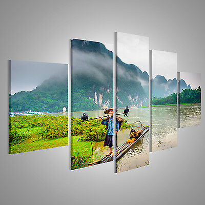leinwand bilder xxl fertig aufgespannt wandbild natur wasserfall 030212 101 eur 22 99. Black Bedroom Furniture Sets. Home Design Ideas