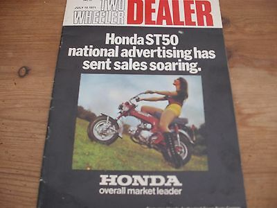 HONDA St50 monkeybike monkey bike article BRIGHTON