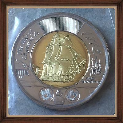Canada 2012 Toonie War Of 1812 Ms-65 Mint Sealed