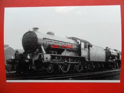 Photo  Lner Loco 205 The Albrighton Gresley D49 Hunt Class