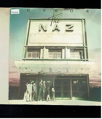 The Word The Naz 45 Charisma 1979