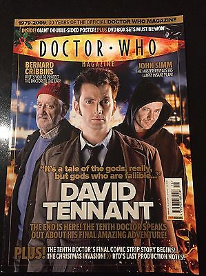 Dr Doctor Who Magazine #416