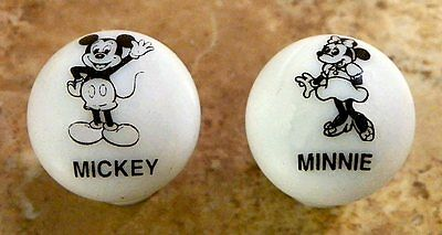 Mickey & Minnie Mouse Marbles