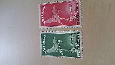 New Zealand Health Stamps MNH