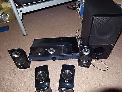 LG SR906SB Home Theater System 5.1 receiver