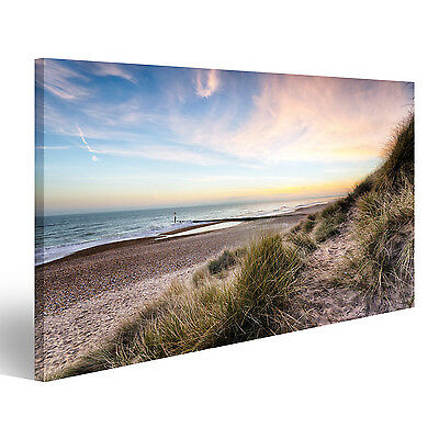 bild poster leinwand strand meer nordsee wandbild deko 624. Black Bedroom Furniture Sets. Home Design Ideas