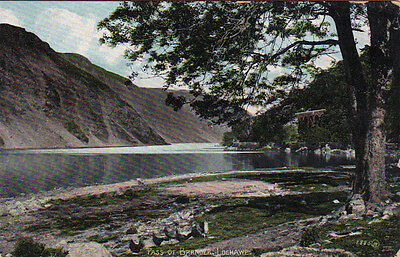 Loch Awe, Argyll & Bute, Scotland - Pass Of Brander - Posted 1945
