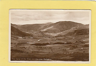 VALLEY  OF THE  SHEE   &  GLENSHEE   -  PERTH  Scotland  (D32)