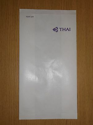 New Design Thai Airways Air Sickness Bag.