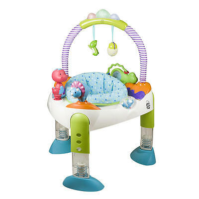 Evenflo ExerSaucer Fast Fold Go; D is for Dino Activity Center