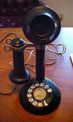 Vintage Stromberg Carlson Dial Candlestick Telephone