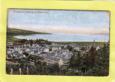 DINGWALL looking to   CROMARTY      Highland    -  Scotland  (R26)