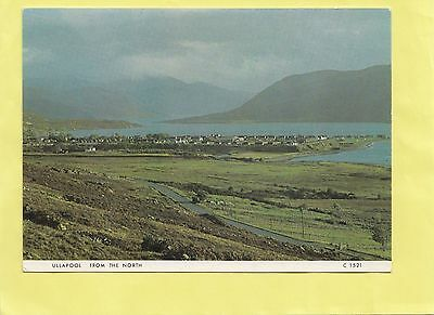 ULLAPOOL   from  north    ,  ROSS &  CROMARTY   SCOTLAND  (N29)