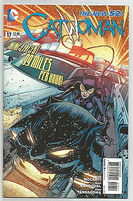 Catwoman # 17 * New 52 * Near Mint