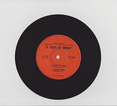 THE CLEVES A Taste Of Energy EP Oz Aussie FestivalCustomRecording '71 PSYCH HEAR