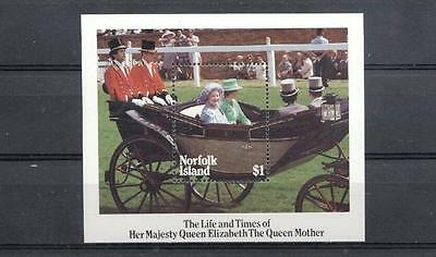 (937060) Royalty, Coach, Norfolk Island