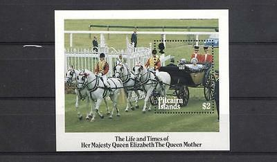 (937061) Horse, Royalty, Coach, Pitcairn