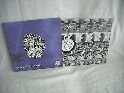 "EBO MAN Sampling Madness 1 2 * 12"" DONUTS WITH BUDDAH XL RECORDINGS"