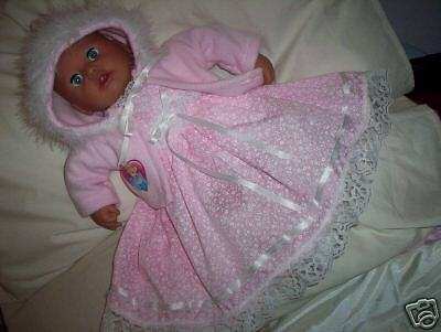 DisneyPrincess doll's clothes to fit Annabel/ baby Born