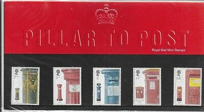 2002 Pillar to Post Presentation Pack No 340