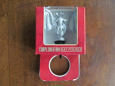 Bacardi Rum BAT POURER New in Package