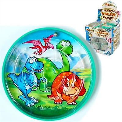 Wholesale Job Lot 324 Dinosaur Maze Puzzles *Boys *Girls *Kids *Party bag