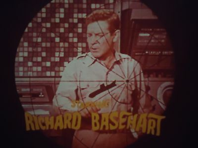 16 mm  Voyage to the Bottom of The Sea Richard Basehart Fatal Cargo