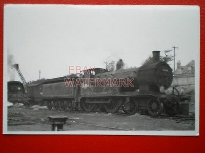 Photo  St Class T9 Loco No 30284 At Bournemouth Central 10/49