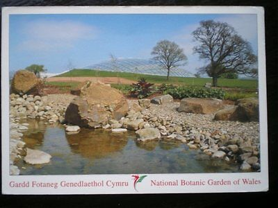 Postcard Carmarthenshire National Botanic Garden Of Wales - Lovely View