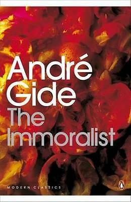 NEW The Immoralist  By Andre Gide Paperback Free Shipping