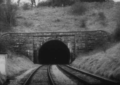 Photo  Wenvoe Tunnel In The 1930's
