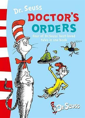NEW Doctor's Orders By Dr Seuss Hardcover Free Shipping