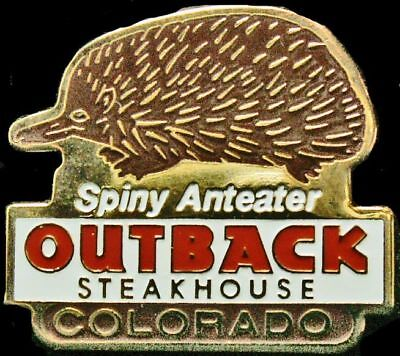 A1475 Outback Steakhouse Colorado Spiny Anteater