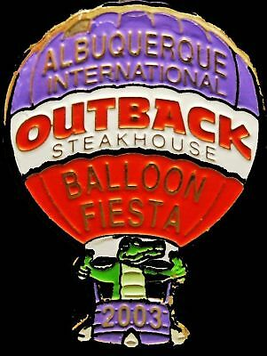 A7319 Outback Steakhouse Albuquirque balloon