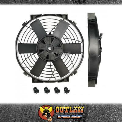 "Davies Craig 10"" Slim Thermo Fan 12 Volt No Fitting Kit - Dc0147"