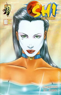 Shi The Series (1997) #10C FN