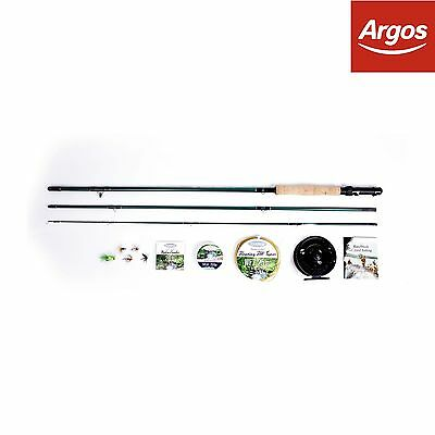 Fladen Fly Fishing Starter Set. From the Official Argos Shop on ebay